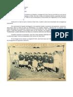 Derrota Del Colo Colo en 1928