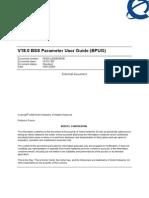 V18 BSS Parameter Guide