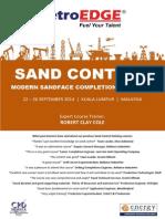 Sand Control 2014
