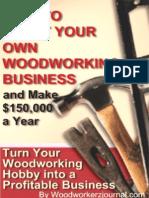 Woodworking BusinessV3p