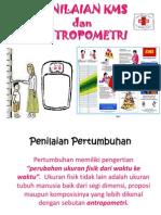 Kms Dan Antropometri