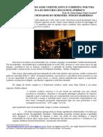 A Teoria Do Agir Comunicativo e o Direito Fa7