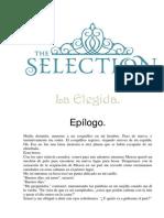 Epílogo La Seleccion Español