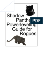 Wow powerlevelling guide