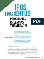 Paradigmas, Creencias,
