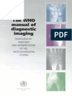 Manual of Diagnostic Imaging Musculoskeletal System