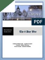 The 6 Day War