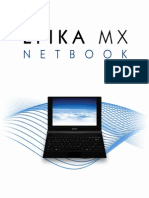 Manual Efikamx Netbook Web