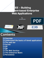 What is Advance Java J2EE