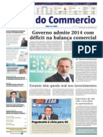 CORRESPONDANÇAS - Jornal do Commercio - 02-12-2014