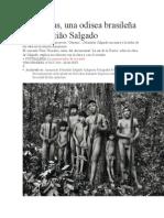 Amazonas a la deriva