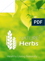 Nature Herbs Profile