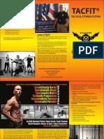 TACFIT Brochure 2014