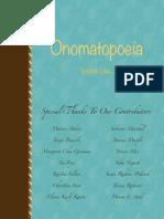 Onomatopoeia Book