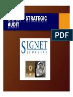 Signet - Strategic Audit - V 4