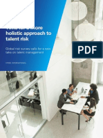 Global Talent Related Risk