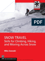 Snow Travel - First Edition