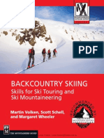 Backcountry Skiing - First Edition