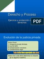 Derecho y Proceso