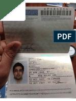 Passport Copy