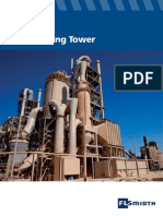 Gas Cooling Tower Low