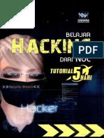 Belajar Hacking Dari Nol Dalam 5 Hari