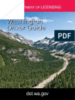 Washington State Driver Guide