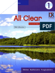 All Clear-Listening & Speaking 1