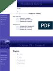 Macbook Basics