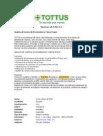 Hipermercado Tottus S