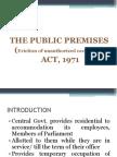 Public Premises Act