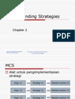 Chapter 2 Undestanding Strategies