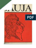 Revista Jauja -13 14 15 Enero Febrero Marzo 1968 -Leonardo Castellani