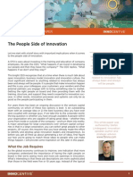 The People Side of Innovation