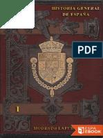 Historia General de Espana - I - Modesto Lafuente