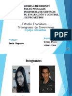 cronogramadeinversionesequipocolombia-140404211519-phpapp01.pptx