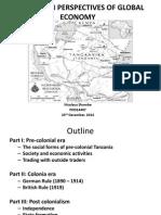 Economic History of Tanzania by Nicolaus Shombe