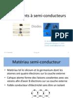 Chap 1 Semi Conducteurs Diodes
