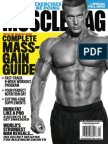 Muscle Mag August 2014