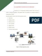 Elecrical Equipment Maintenance in Pipelines