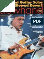 Guitar - Great Guitar Solos Slowed Down ( Guitar Tab Edition )