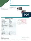 UI5240CP NIR Datasheet