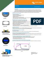 Datasheet Battery Monitoring