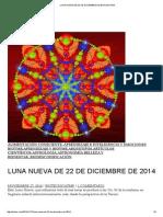 Luna Nueva de 22 de Diciembre de 2014 _ Biotmr