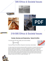 Ethics and Societal Issues