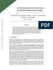 Deep Learning with Atari + DeepMind