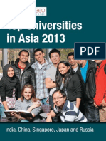 Top Universities in Asia-eBook