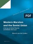 Western Marxism and the Soviet Union by Marcel Van Der Linden