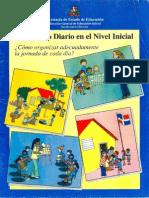 129 El Trabajo Diario en El Nivel Inicial