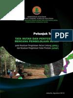 Petunjuk Teknis Tata Hutan Dan Rencana Pengelolaan (1)